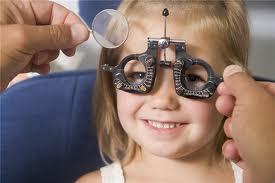 Детский офтальмолог в Казани