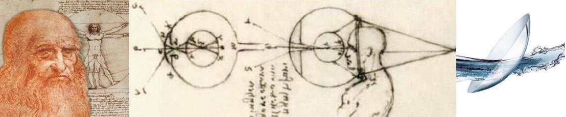 Леонардо да Винчи начертил