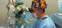 Глазная хирургия Расческов