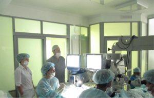 Операционная Клиника Расческова