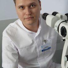 Гайнуллин Наиль Илгизович, врач-офтальмолог