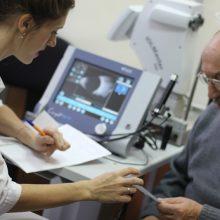 Диагностика  - исследование на оптическом биометре IOL-Master