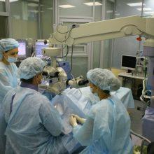 Операция - микроинвазивная витрэктомия