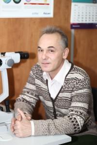 Ахметшин Рустем Фаисович, лазерный хирург