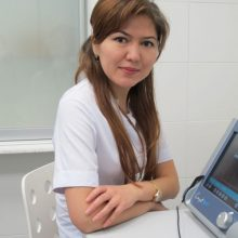 Кадышева Айдай Туменбаевна, офтальмохирург