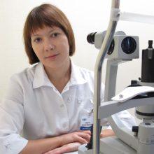 Сабирова Светлана Николаевна, врач-офтальмолог