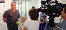 Интервью Александра Расческова телеканалу ТНВ