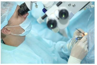 Лечение глаукомы в глазной хирургии Расческов Казань
