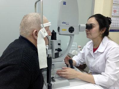 Лечение глаукомы в Казани