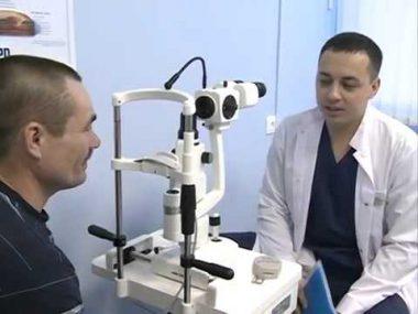 Сюжет о Межрайонных центрах глазной хирургии на телеканале ТНВ