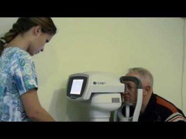 Лазерное лечение патологий сетчатки