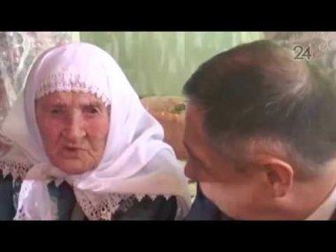 Операция 100-летней жительнице Сабинского района проведена в Межрайонном центре глазной хирургии