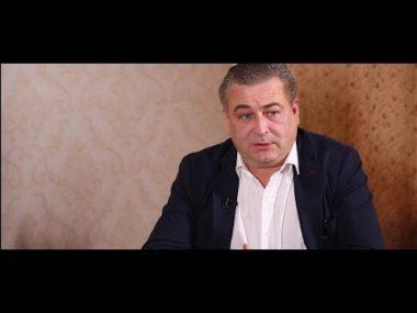 """Интервью Александра Юрьевича Расческова для журнала """"RBG"""""""
