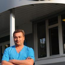 Расческов Александр Юрьевич главный врач, офтальмохирург